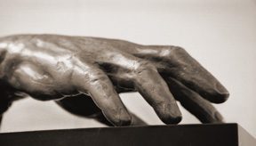 The Mould of Paderewski's Hand